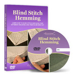 Blind Stitch Hemming Video Lesson on DVD
